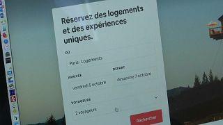 Airbnb ganha 'braço de ferro' contra indústria hoteleira de França