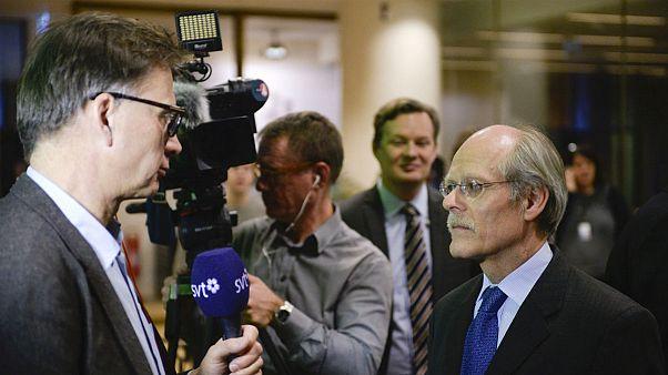 استفان اینگوس، رئیس کل بانک مرکزی سوئد