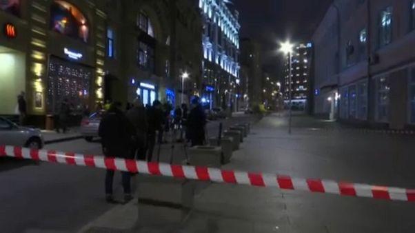 Moskova'da FSB binası yakınındaki saldırıda ölü sayısı 2'ye çıktı