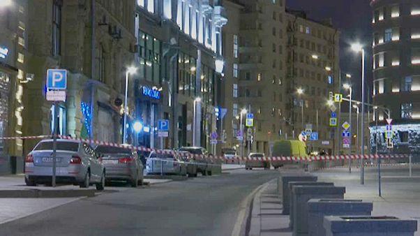 Lövöldözés Moszkvában, az orosz Szövetségi Biztonsági Szolgálat székházánál