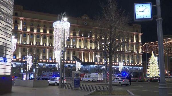 Schüsse in Moskau: 1 Toter FSB-Mann, 5 Verletzte - darunter 4 vom FSB