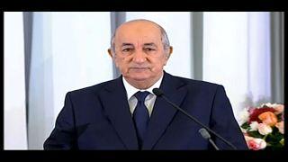Felesküdött Algéria új elnöke