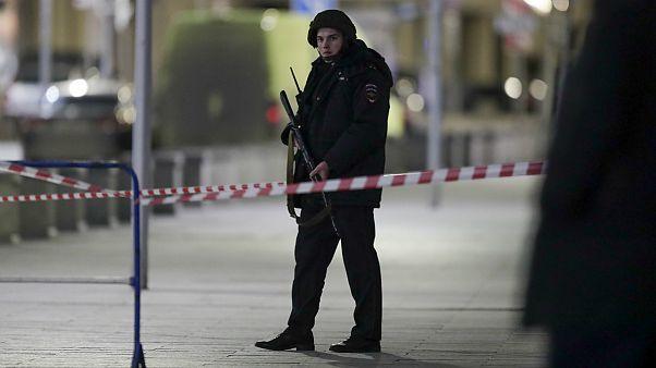 تیراندازی در اطراف مقر سرویس امنیت فدرال روسیه