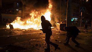 Fracaso absoluto de las protestas organizadas para parar El Clásico