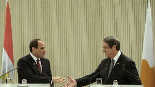Αναστασιάδης - Αλ Σίσι: Να εμποδιστεί με κάθε τρόπο η συμφωνία Τουρκίας-Λιβύης