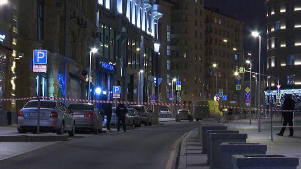 Amatőr videó: lövések Moszkva központjában