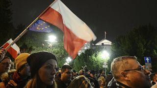 Polacos temem fim da independência judicial