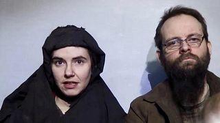 Hakkani örgütünce kaçırılan ABD-Kanadalı çift