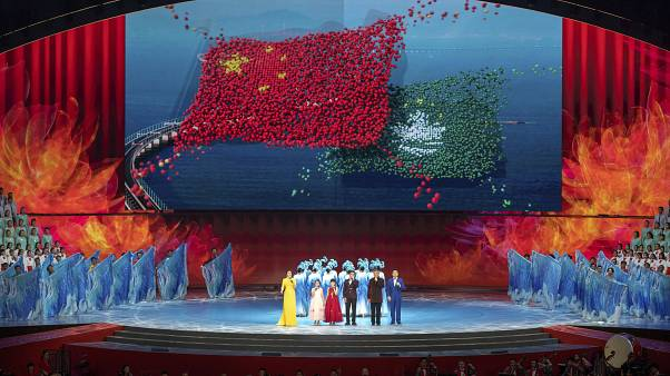 H Πορτογαλία και η Κίνα στο Μακάο
