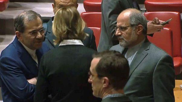 گفتگوی نمایندگان ایران و آمریکا در حاشیه نشست شورای امنیت