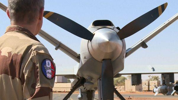 La France équipée de drones armés pour traquer les djihadistes au Sahel