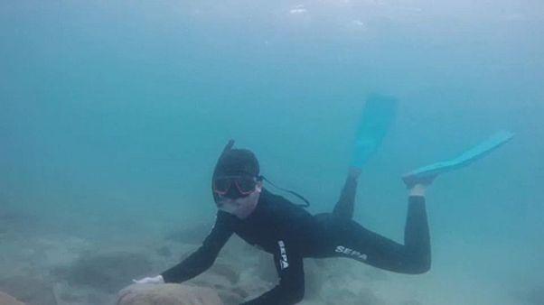 Hétezer éve is védték a partot a tengerszint emelkedésétől
