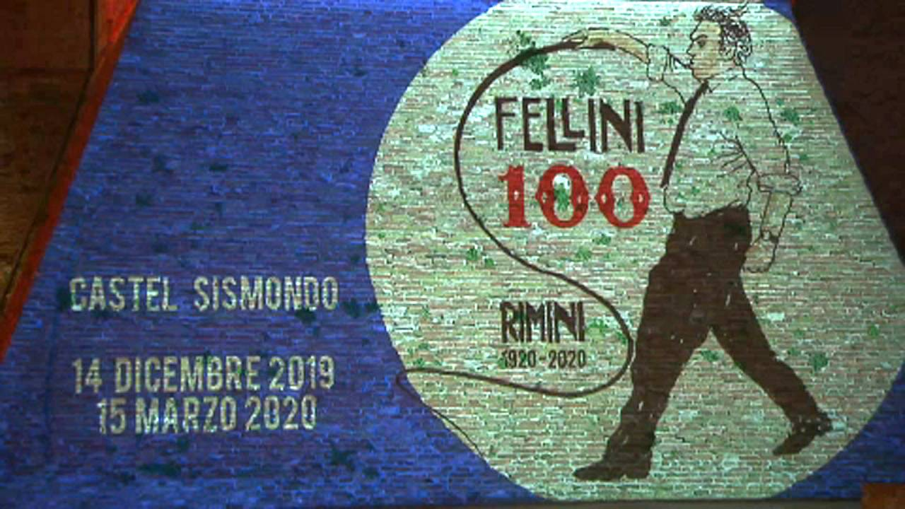 Rimini celebra centenário de Federico Fellini