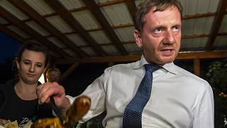 Kretschmer wiedergewählt: Mindestens 5 Koalitionsstimmen gegen ihn