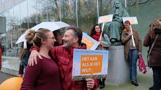 Klimaschützer feiern: Niederlande zu 25% CO2-Senkung verurteilt