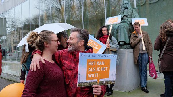 Végső vereséget szenvedett a holland kormány a kibocsátáscsökkentési perben