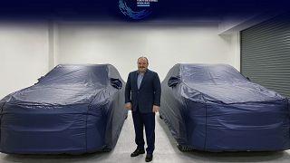 Sanayi ve Teknoloji Bakanı Mustafa Varank yerli otomobilin fotoğraflarını paylaştı