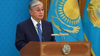 Kazakistan Cumhurbaşkanı Kasım Cömert Tokayev