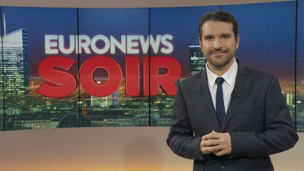 Euronews Soir : l'actualité du vendredi 20 décembre 2019
