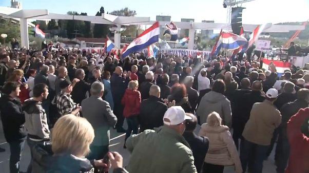 campagna elettorale Croazia