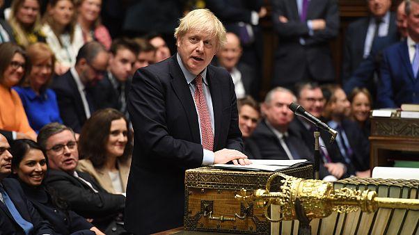 Εγκρίθηκε επί της αρχής το νομοσχέδιο του Brexit