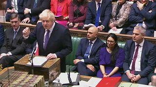 Érvényesült a konzervatív többség a brexit-szavazáson a brit parlamentben