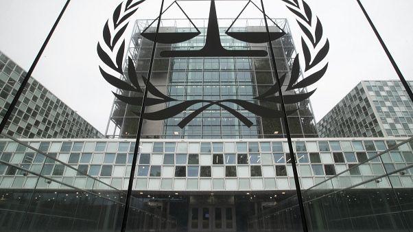 Uluslararası Ceza Mahkemesi binası. Lahey / Hollanda