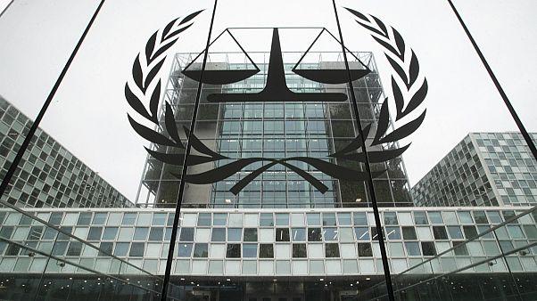 مقر المحكمة الجنائية الدولية في لاهاي الهولندية