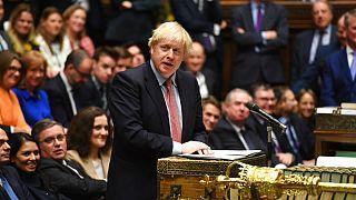 بریتانیا با رای مجلس عوام یک گام به خروج از اتحادیه اروپا نزدیکتر شد