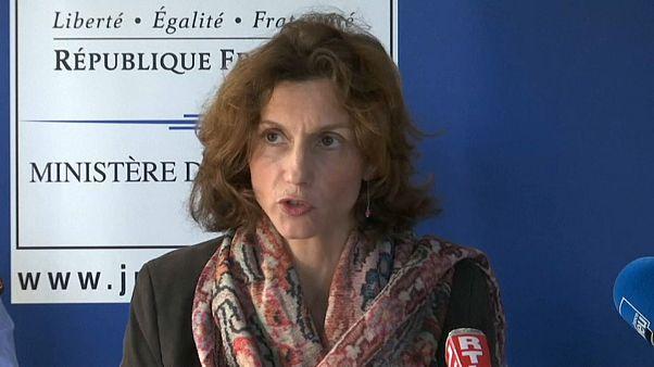لورلين بيريفيت المدعية العامة الفرنسية لمدينة لوريان