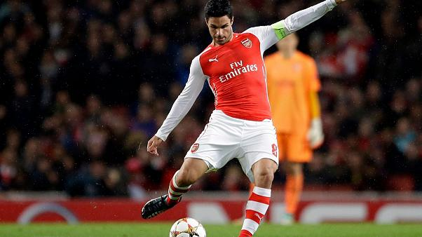 Mikel Arteta played for Arsenal for five seasons