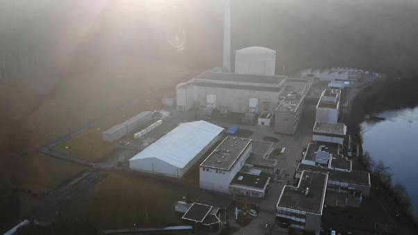 Nuclear plant shut down in Switzerland