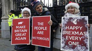 Il regalo di Natale di Boris Johnson ai brexiters