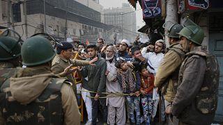 Hindistan'da tartışmalı vatandaşlık yasasına karşı eylemler