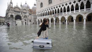 فيضانات نوفمبر تتسبب في تراجع حجوزات فنادق البندقية بأكثر من 50%