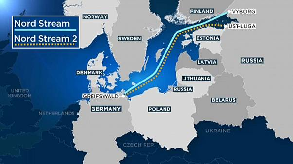 Gazoduc Nord Stream 2 : Berlin accuse Washington d'ingérence