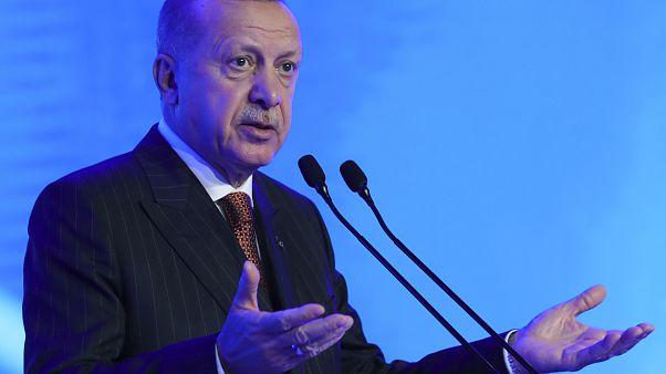 Turkey's President Recep Tayyip Erdogan (File Photo)