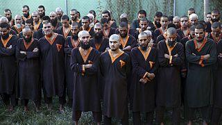 دولت افغانستان: صدها عضو داعش و بستگان آنها بازداشت شدهاند