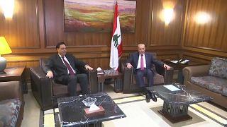 Consultas parlamentares para formação de governo no Líbano