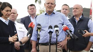 Buschbrände: Australiens Premierminister reagiert auf Kritik an Krisenmanagement