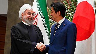 روحانی: ژاپن پیشنهاد جدیدی برای شکستن تحریمها علیه ایران دارد