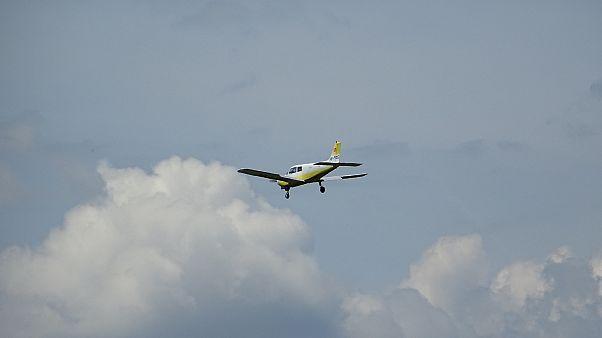 Flugzeugabsturz in Österreich: Vater tot, 2 Töchter schwer verletzt