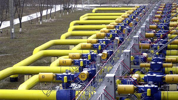 Acordo sobre trânsito de gás entre a Rússia e a Ucrânia