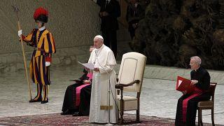 البابا فرنسيس:الكنيسة خسرت تأثيرها في الغرب وخصوصا في أوروبا