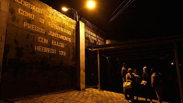 Honduras'ta hapishanede isyan çıktı: 18 mahkum öldü, 16 yaralı