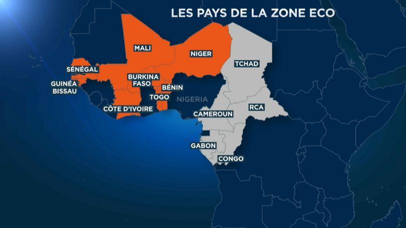Africa, addio al Franco CFA, Macron annuncia una nuova moneta: l'ECO