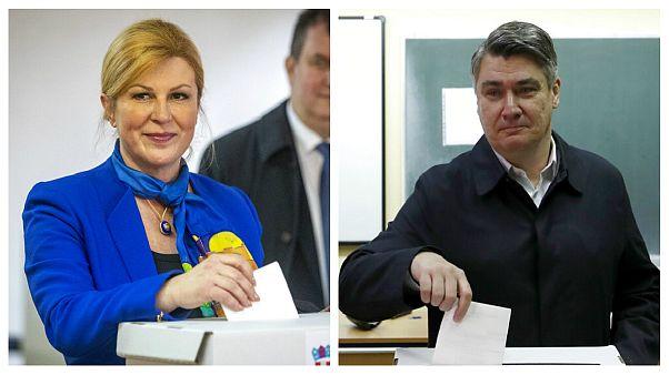 انتخابات ریاست جمهوری کرواسی به دور دوم کشیده شد