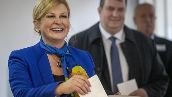 Croatia's presidential election is likely to require a January run-off
