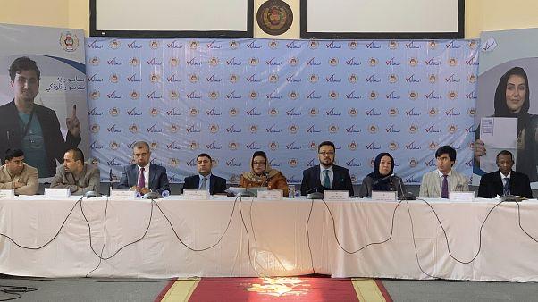 اعلام نتایج اولیه انتخابات افغانستان؛عبدالله از تقلب گسترده سخن میگوید