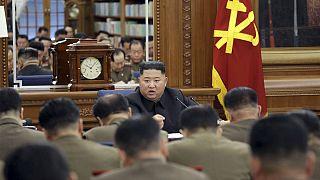 """Nordkorea diskutiert """"militärische Aufrüstung"""""""